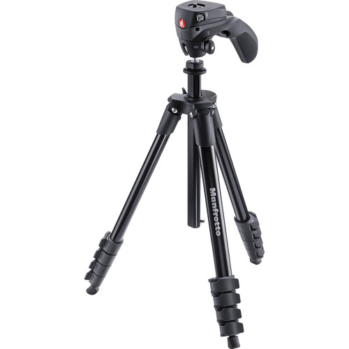 Manfrotto-Compact-Action-Tripod
