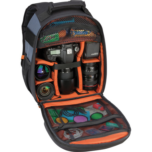 Tamrac-Jazz-85 Backpack-Inside