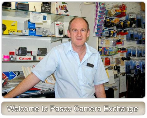 Pasco Camera Exchange